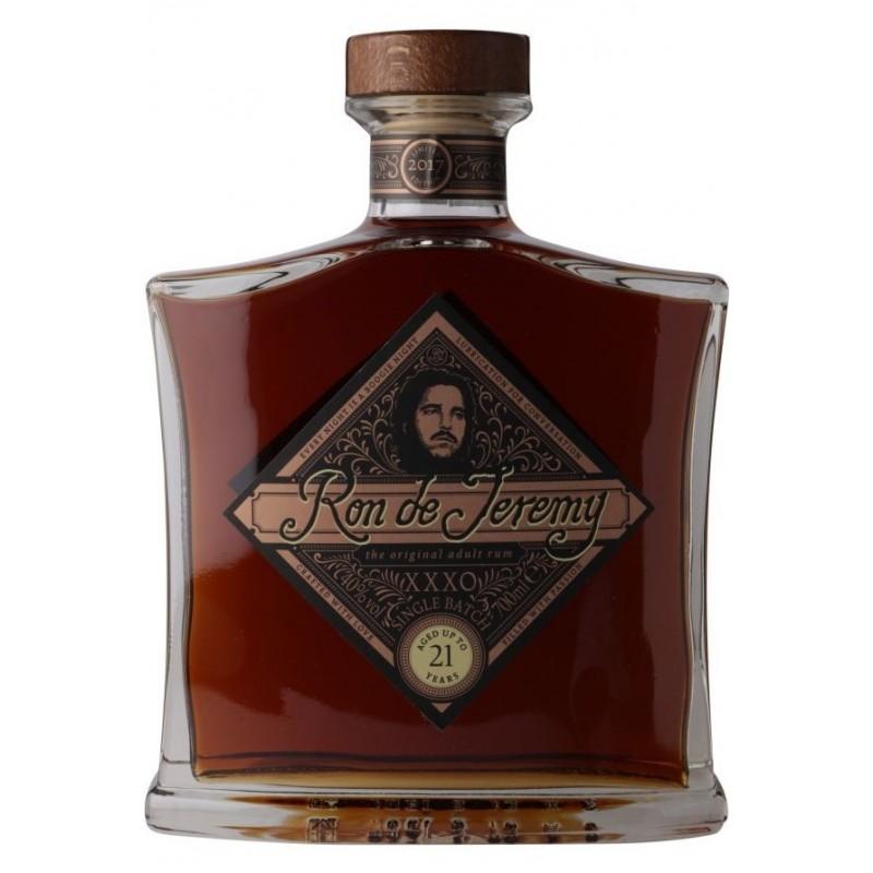 Ron de Jeremy XXXO 21 years Solera Rum