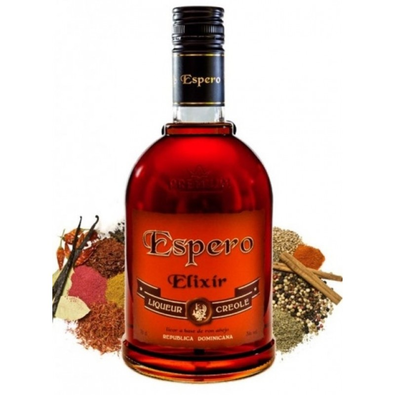 Ron Espero, Elixir, Den Dominikanske Republik