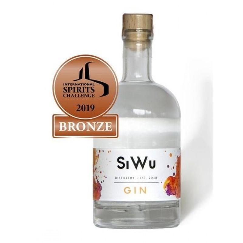 SiWu Hybenrose Handcrafted Danish Gin 45%