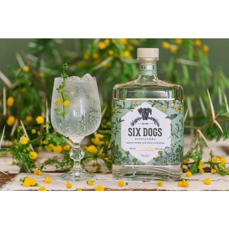 Six Dogs Gin Distillery, Karoo
