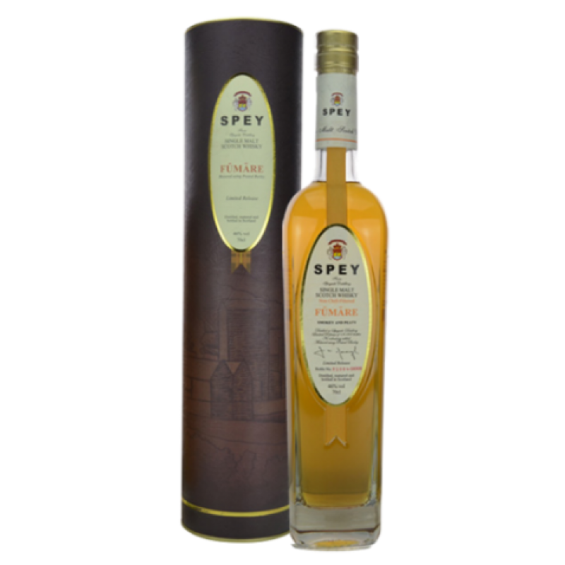 SPEY Fumaré, Speyside Single Malt Whisky