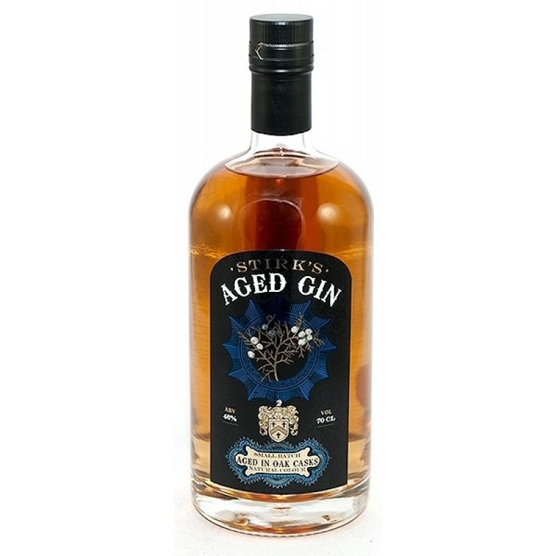 Stirk´s Aged Gin, Small Batch