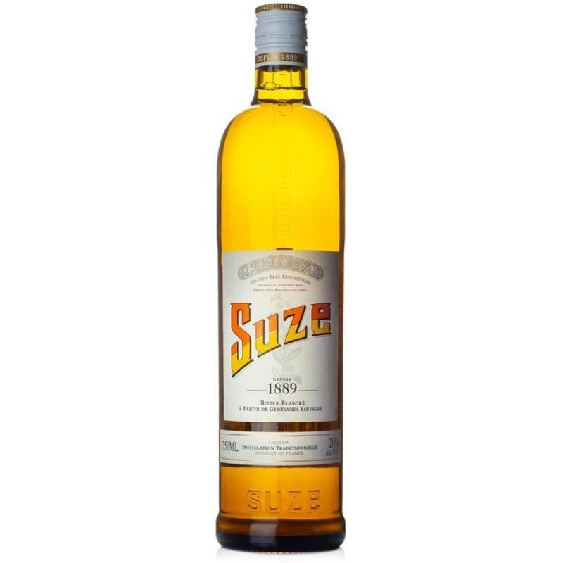 Suze, Aperitif, Liqueur De Gentiane