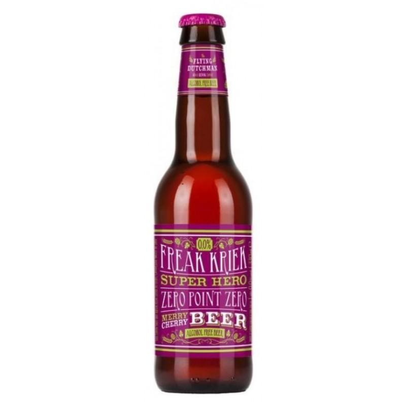 The Flying Dutchman Nomad Brewing Company, Freak Kriek Super Hero Zero Point Zero Cherry Beer