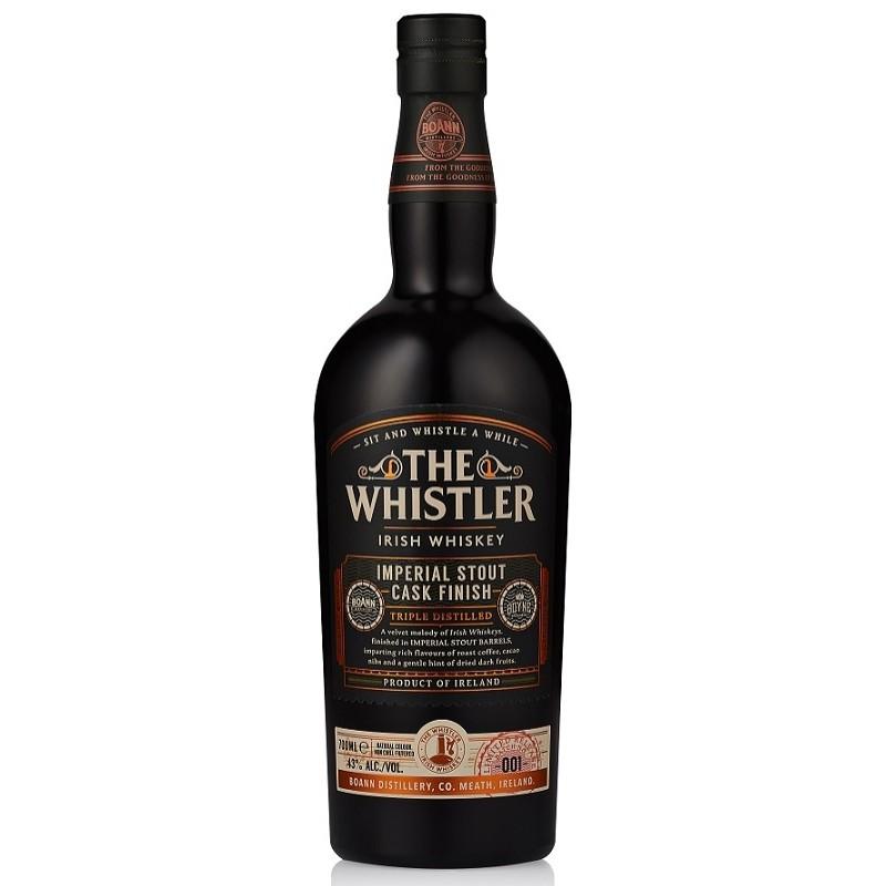 The Whistler, Imperial Stout Cask Finish, Single Malt Irish Whiskey - 43%