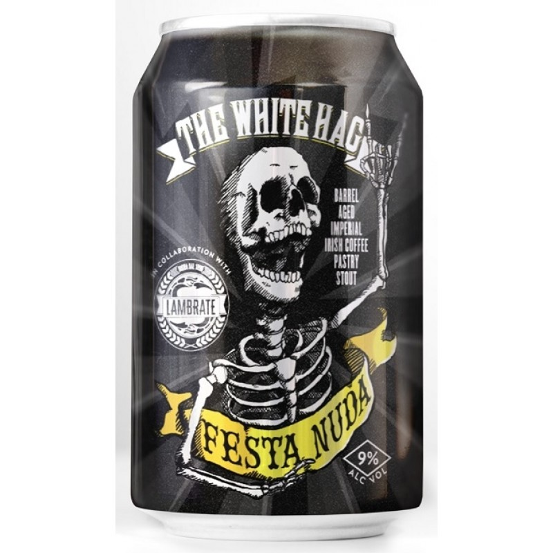 The White Hag Irish Brewing Company, Festa Nuda