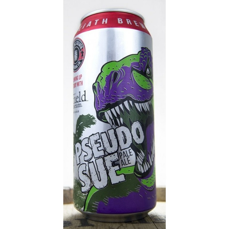 Toppling Goliath, Pseudo Sue