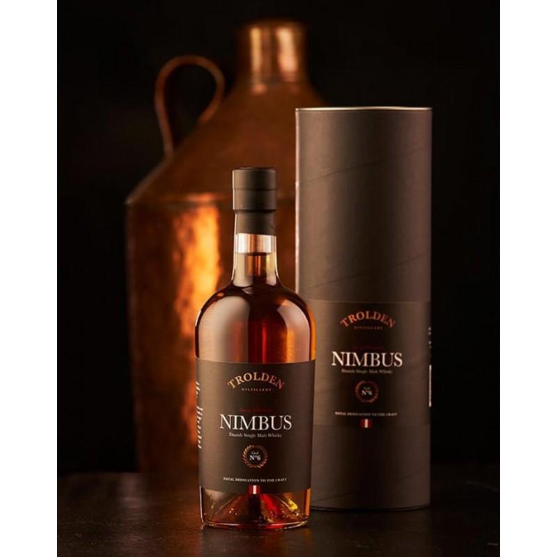 .Trolden Distillery, Nimbus, Danish Single Malt Whisky, Cask no 6