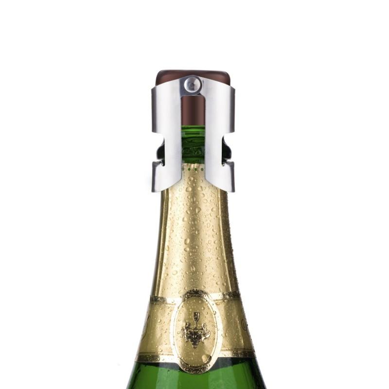 Vacu vin, Champagnestopper
