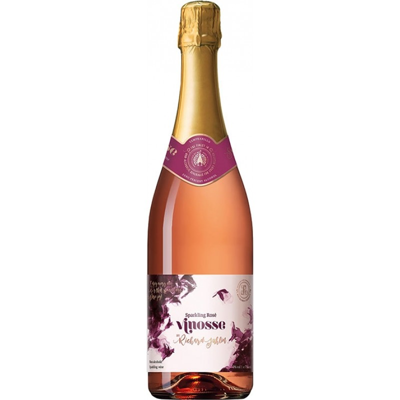 Vinosse, Sparkling Rosé, Alkoholfri