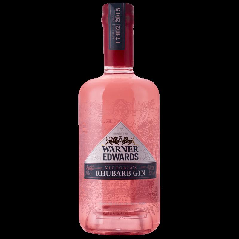 Warner Edwards, Victoria`s Rhubarb Gin