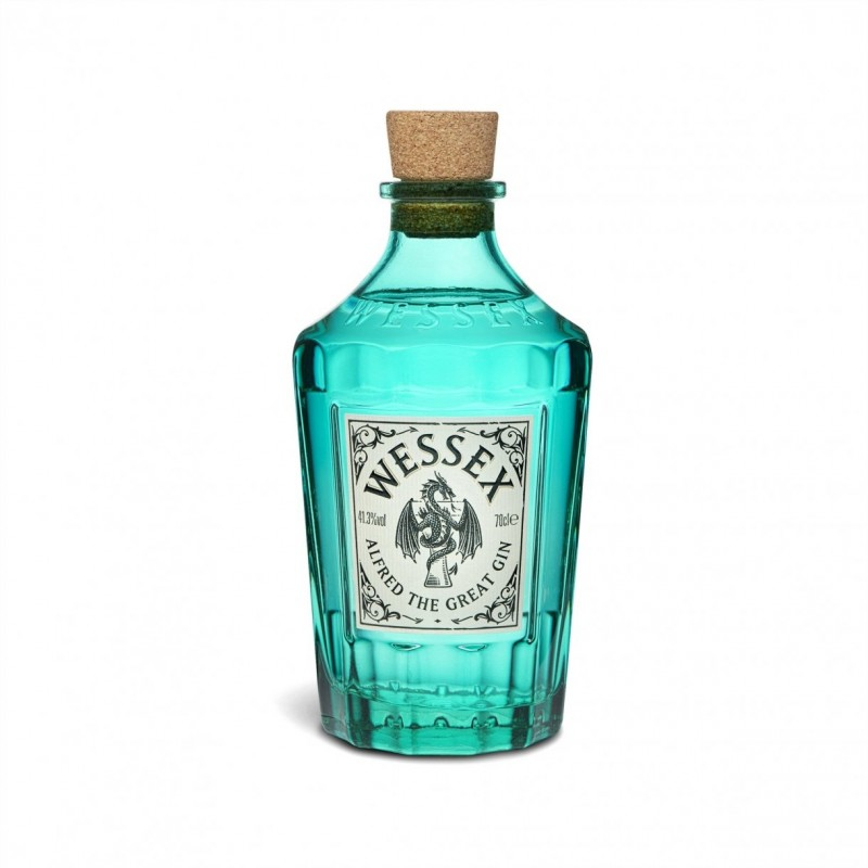 Wessex - Alfred The Great Gin