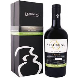 Stauning, Peated 4 Edition - Single malt whisky