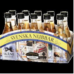 Snapsesymfoni, Svenske Nubbar - Spiritus