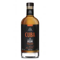 1731 Fine & Rare - Cuba 5 Year Old - 46%