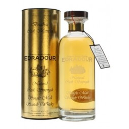 Edradour 2003, Bourbon Ibisco, single cask whisky