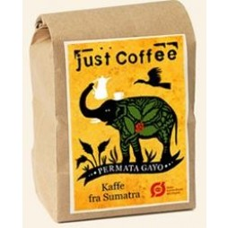 Just Coffee, Sumatra 250g ØKO-20