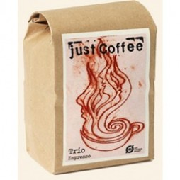 Just Coffee, Espresso Trio 250g ØKO-20