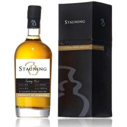 Stauning Young Rye, Dansk Whisky 3 års edt. - Flasket Marts 2016