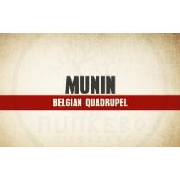 Munkebo Mikrobryg, Munin, Belgian Quadrupel