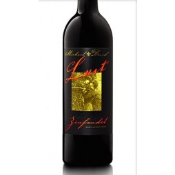 Lust Zinfandel, Michael David Winery 2012-20