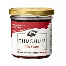 Chu Chum, Cha-Chaw, Chili paste 160 ml.