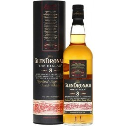 GlenDronach, The Hielan 8 Years Old Single Highland Malt