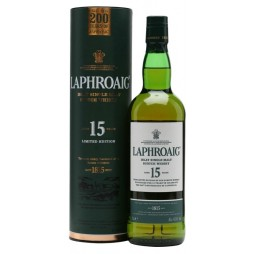 Laphroaig 15 års, Limited Edition, Single Malt whisky