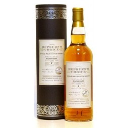 Hepburn´s Choice, Single Malt, Miltonduff 7 års-20