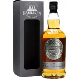 Hazelburn Whisky, Rundlets and Kilderkins, 10 års-20