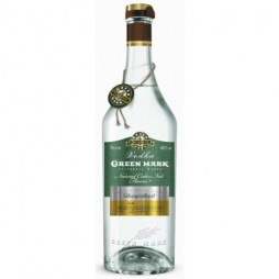 Green Mark Vodka, Ceder Nut-20