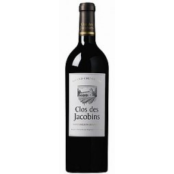 Clos des Jacobins, Saint Emilion, Grand Cru, 2014