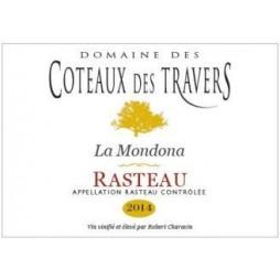 Coteaux des Travers, La Mondona, Rasteau 2015
