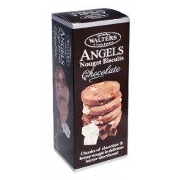 Wedgewood, Walters Angels Nougat Biscuits, Chocolate