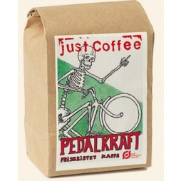 Just Coffee, Pedalkraft 250g ØKO