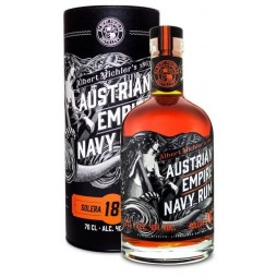 Austrian Empire Navy Rum Solera 18 YO-20