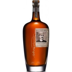 Masterson´s 10 year old, Straight Barley Whiskey-20