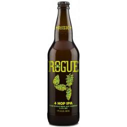 Rogue, 4 Hop IPA