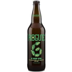 Rogue, 6 Hop IPA