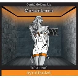 Syndikatet, Mekanikeren Genial Golden Ale