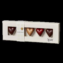Xocolatl, Golden Hearts 5 stk.