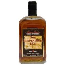 Rum Indipendente 1821, 8 års Solera, Panama-20