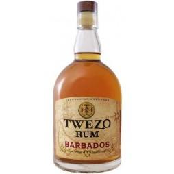 Twezo, Barbados, Rum 5 cl.