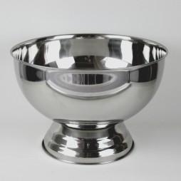 Rustfri Champagne Bowl D. 36 cm-20