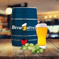 BrewBarrel, Bryg dit eget øl - IPA