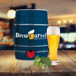 BrewBarrel, Bryg dit eget øl - Wheat/Hvede
