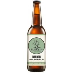 Munkebo Mikrobryg, Balder, Agave IPA - Glutenfri