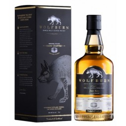 Wolfburn, Northland, Single Malt Scotch Whisky, Batch 1