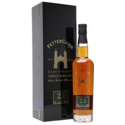 Fettercairn, Highland Single Malt Whisky, 24 års