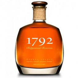 Ridgemont Reserve, 1792, Small Batch Bourbon Whiskey